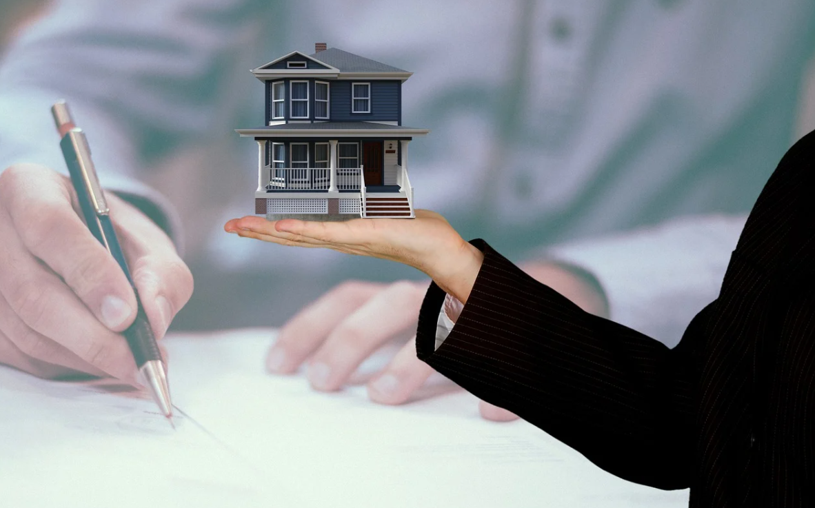 dům a hypotéka