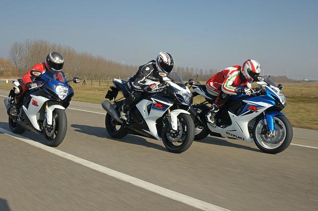 motorky skupina