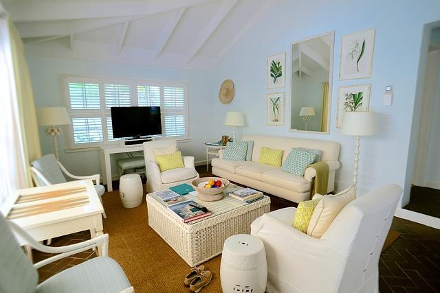 přeplněný pokoj, malý obývák