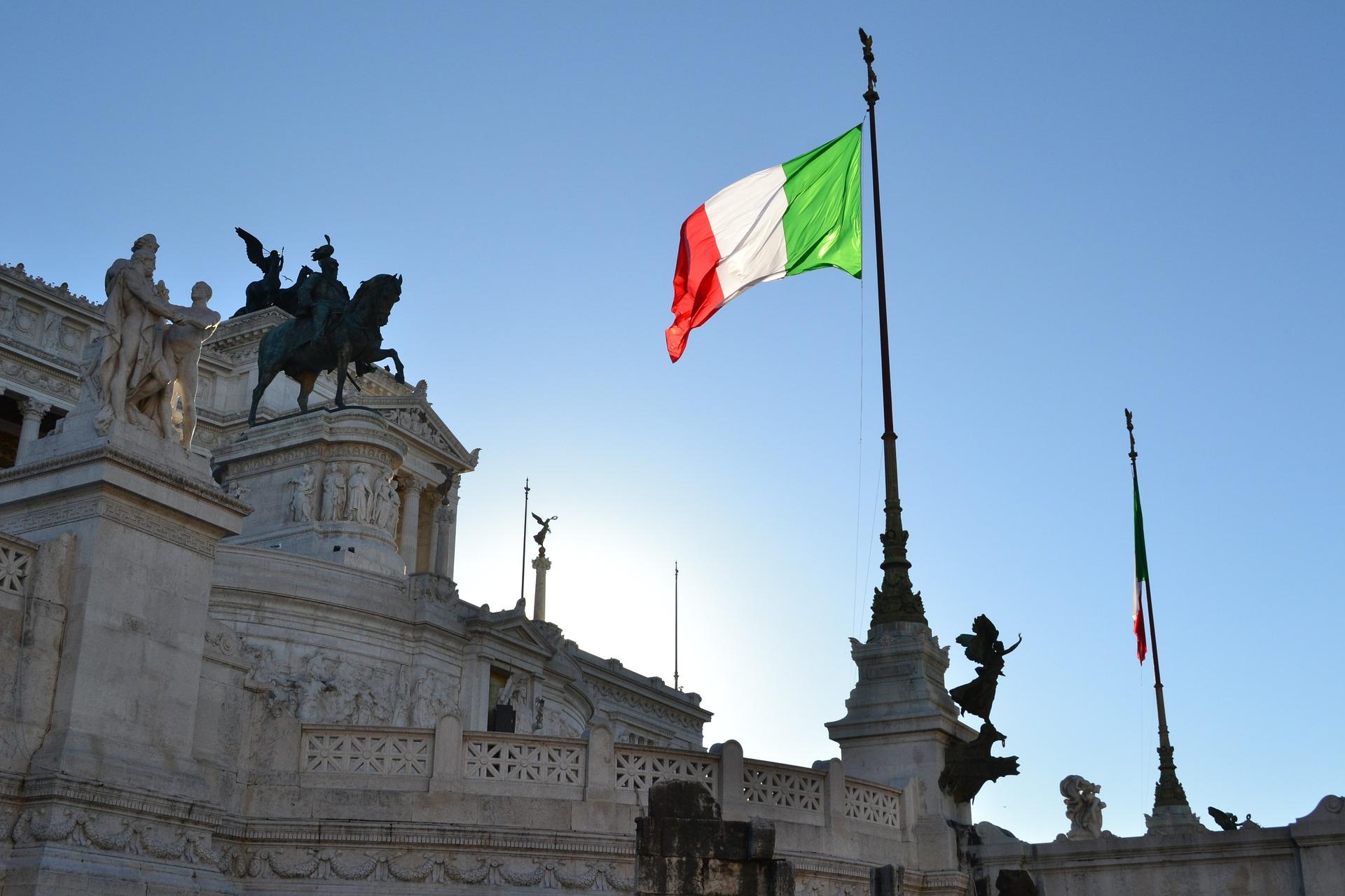 italská architektura